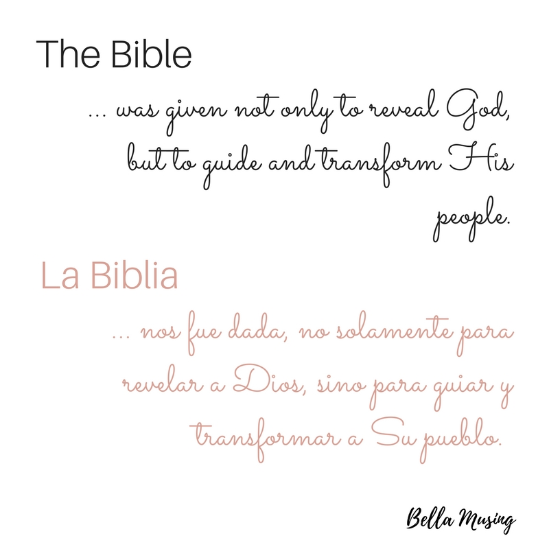 Quote Bible Frase Spanglish