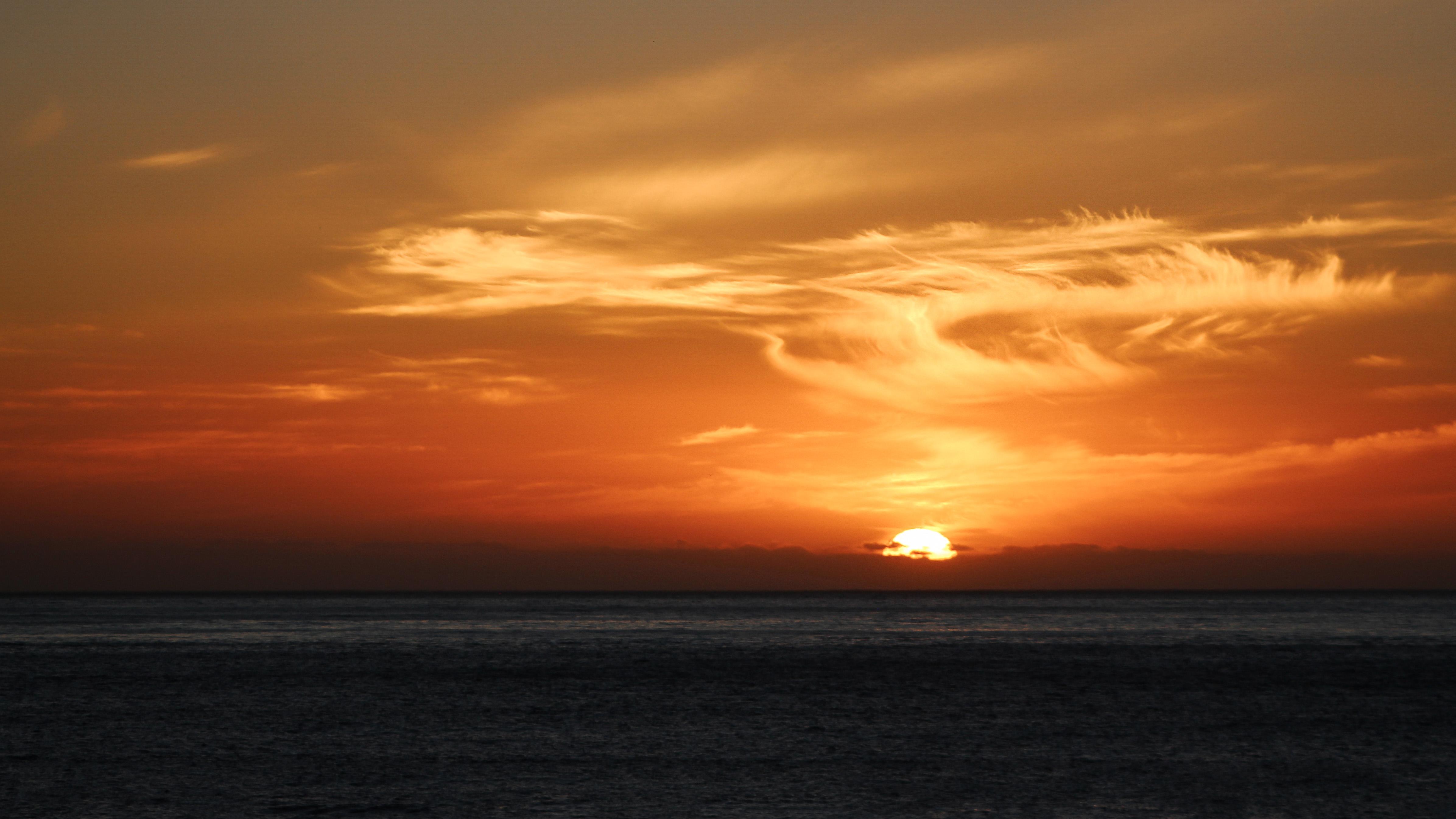 selah identity ocean sunset