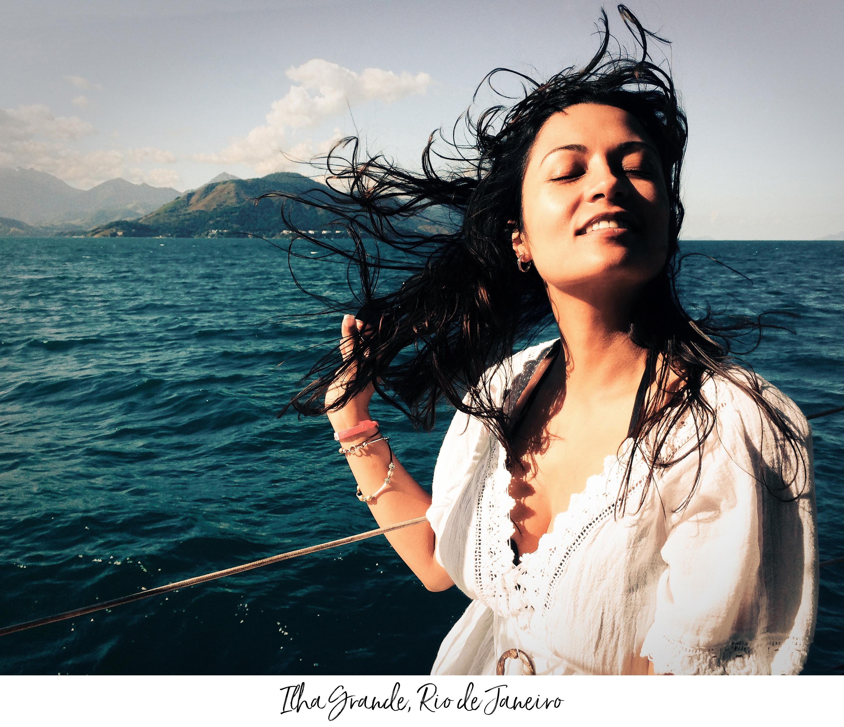 Ilhan Grande Rio de Janeiro boat trip