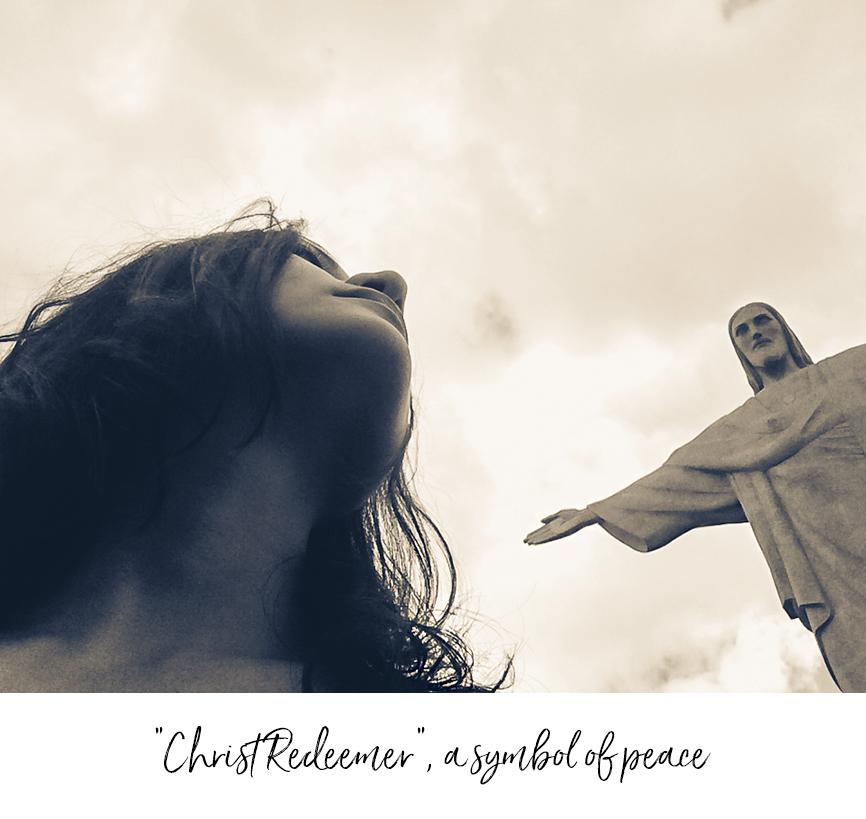 cristo redentor corcovado Rio de Janeiro