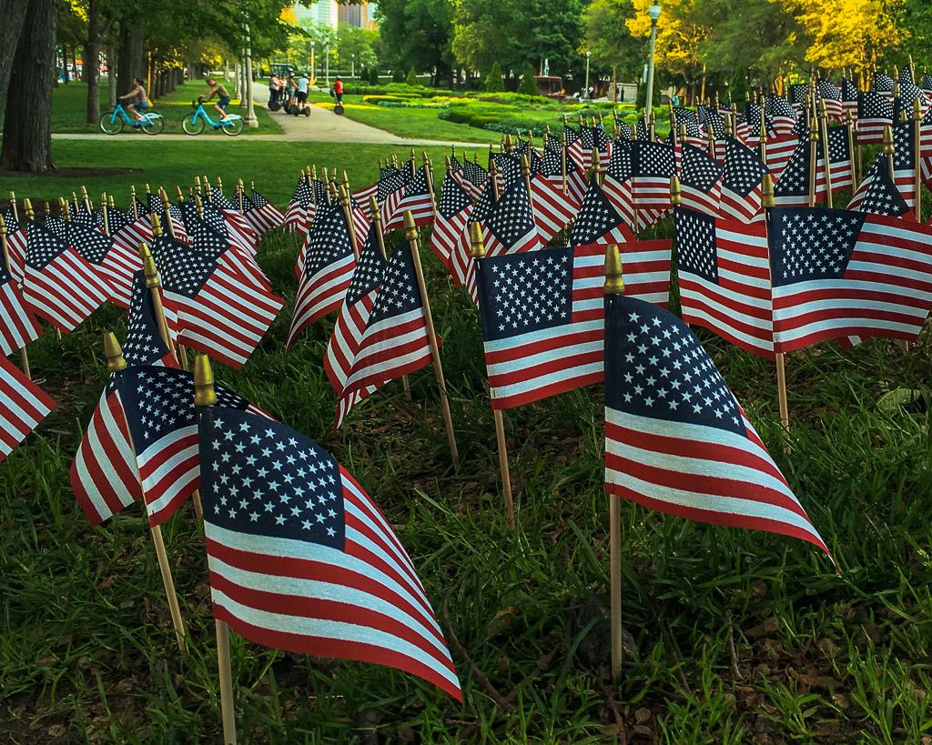Memorial Day Grant Park