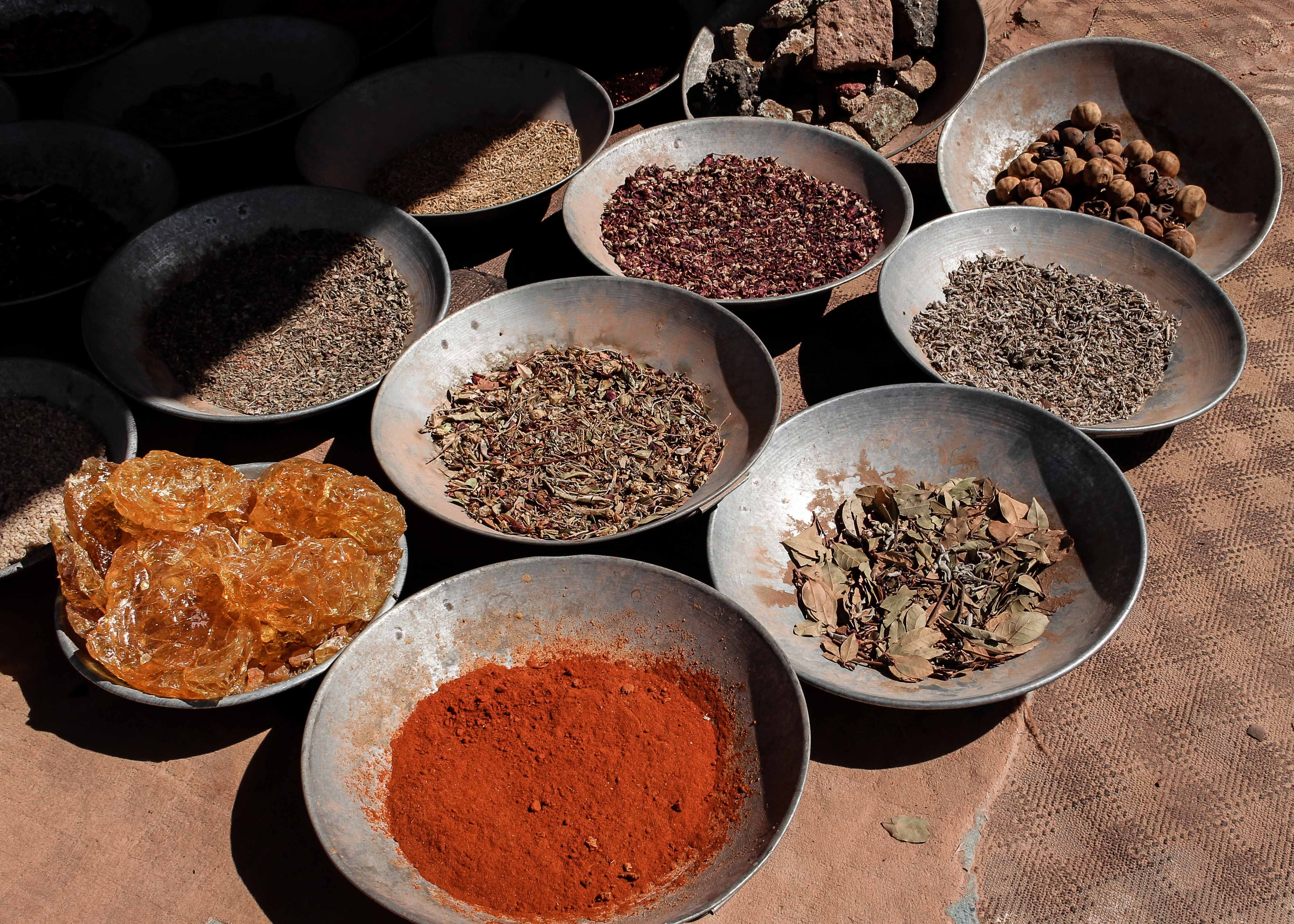 spices Petra