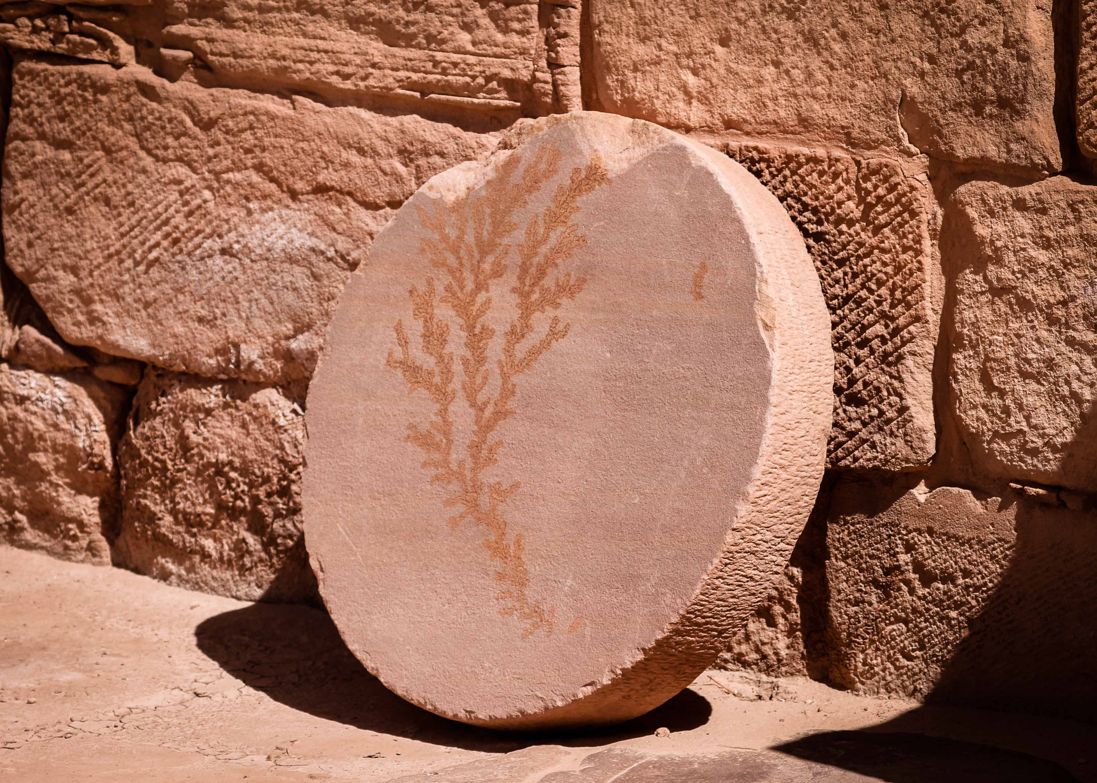 ancient ruins petra
